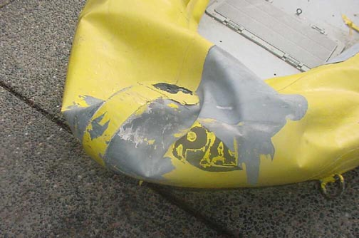 Inflatable Boat Paint for repairing and painting inflatable