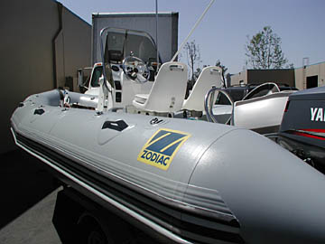 inflatable boat repair