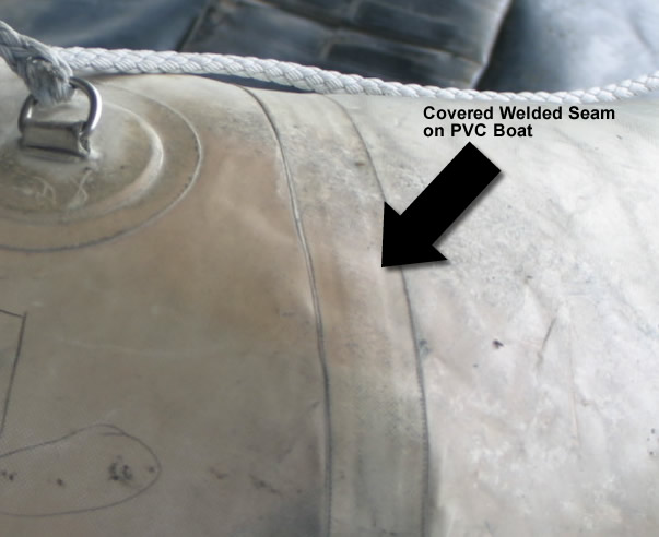Inflatable Boat Paint advice for repairing inflatable